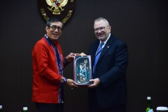 2019 12 05 Courtesy Call Menkumham US ABC 1